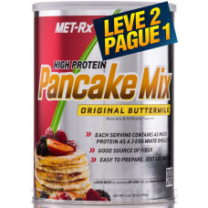 Pancake Mix (908g) - Met-Rx - PAGUE 1 LEVE 2!!
