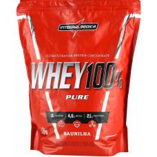 Whey 100% Pure (907g) (REFIL) - Integral Medica