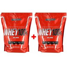 Whey 100% Pure (2 x 907g)  - Integral Medica