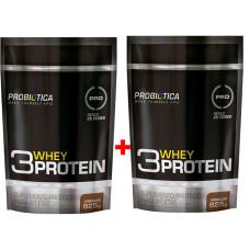 3 Whey Protein (Refil) (2 x 825g) - Probiótica