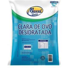 Albumina (PURA) (1000g) - Maxxi Ovos