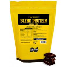 Blend Protein (1000g) (Albumina+Whey) - naturovos