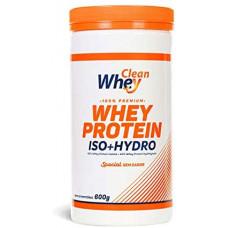 Clean Whey ISO + HYDRO (SEM SABOR) (600g) - Glanbia