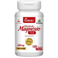 Cloreto de Magnésio PA (110 caps) - Tiaraju