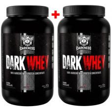 Dark Whey Darkness (2 x 1200g) - Integral Medica