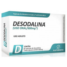 Desodalina (60caps) - Power Supplements
