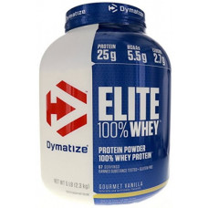Elite Whey Protein (2300g) - Dymatize
