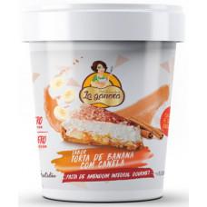 Pasta de Amendoim (1005g) BANANA COM CANELA - La Ganexa