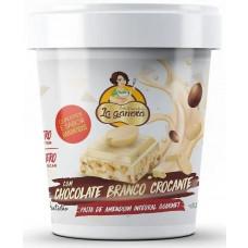Pasta de Amendoim (1005g) CHOCO BRANCO - La Ganexa