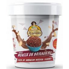 Pasta de Amendoim (1005g) MOUSSE DE BRIGADEIRO - La Ganexa