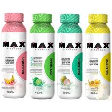 Iso Drink (480ml) (27g proteína) - Max Titanium
