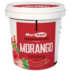 Pasta de Amendoim (1010g) MORANGO - ManiCrem