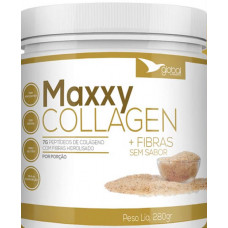 Maxxy Collagen + Fibras (280g) - Global