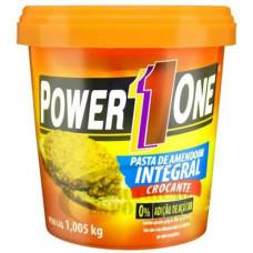Pasta de Amendoim CROCANTE (1005g) - Power One