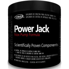 Power Jack (150g + 30 cáps) - Power Supplements